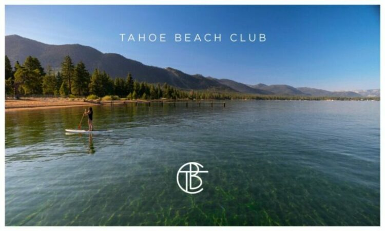Tahoe Beach Club Cover
