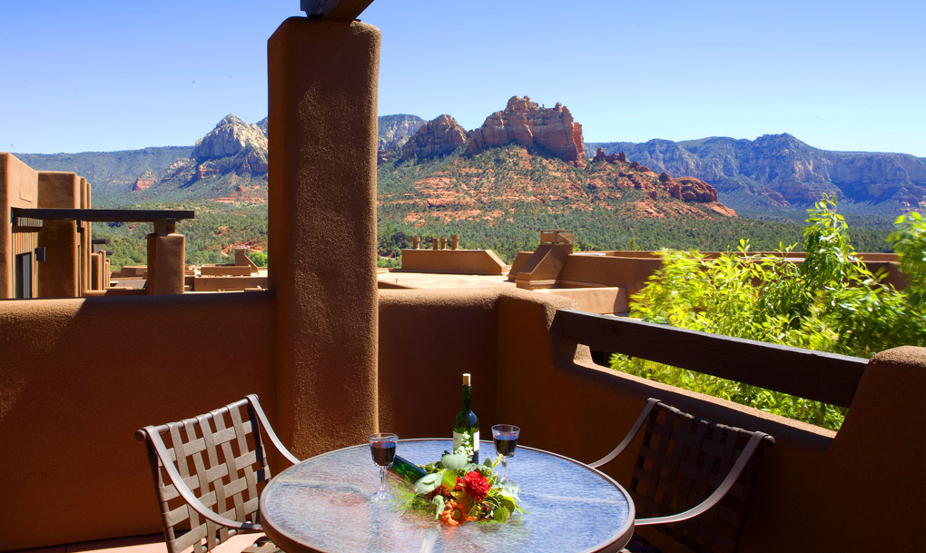 Own a week at the Hyatt Pinon Pointe, pure Sedona
