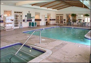 lake tahoe vacation resort indoor pool paradise