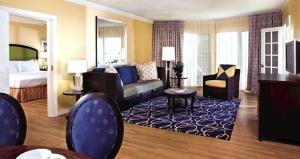 Enjoy Orlando Vacations At Hilton Parc Soleilhilton Parc