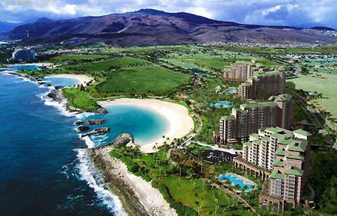 Marriott Ko Olina Hawaii Exterior Paradise Timeshare Resale