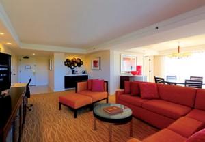 Marriott Kauai Beach Club Living Room