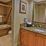 Ridge Tahoe bathroom