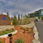 Ridge Tahoe Entrance