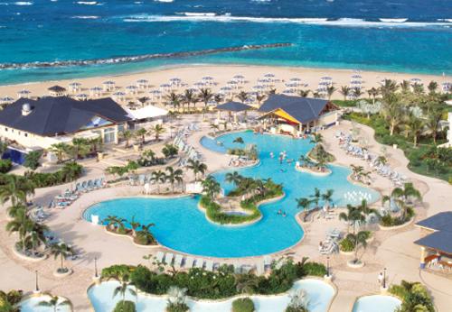 Marriott St Kitts Beach Club 2br 2ba Villa Paradise