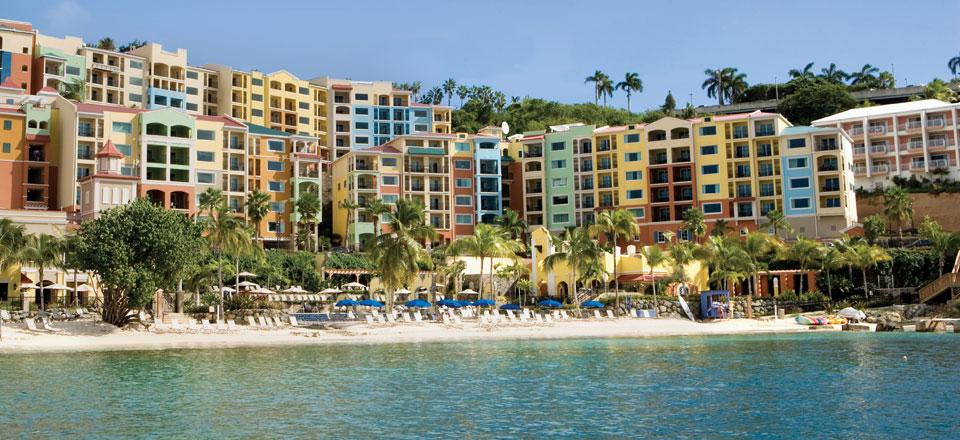 Marriott Frenchman S Cove St Thomas 2br 2ba Oceanview Platinum Even 3 000