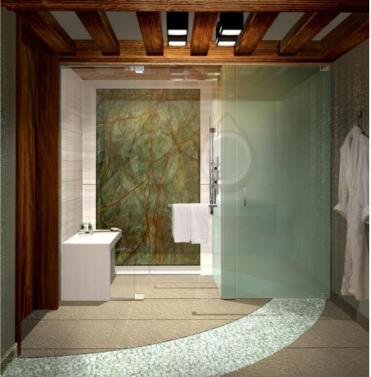 Timeshare Resale News Hyatt High Sierra Lodge Bathroom
