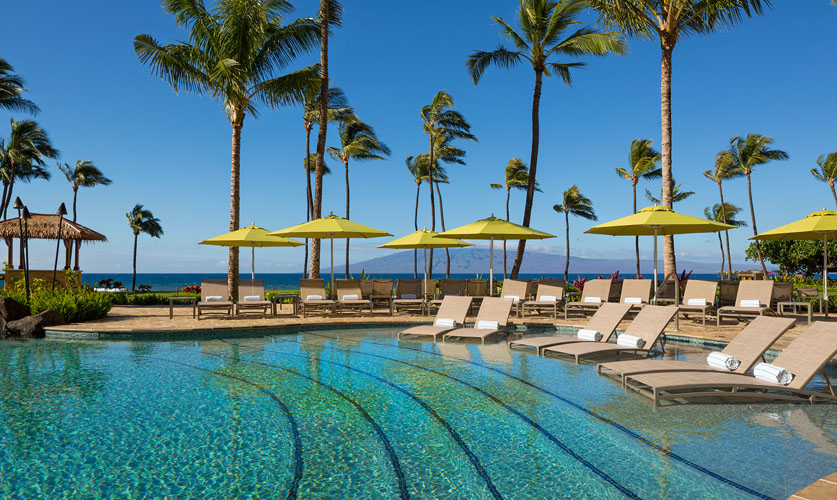 Hyatt Kaanapali Beach Timeshare Resale In Hawaiiparadise