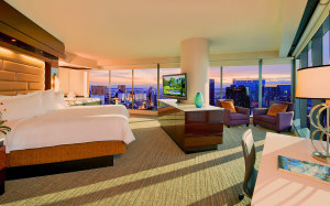 Hilton Grand Vacations Club At Trump International Hotel Las Vegas Paradise